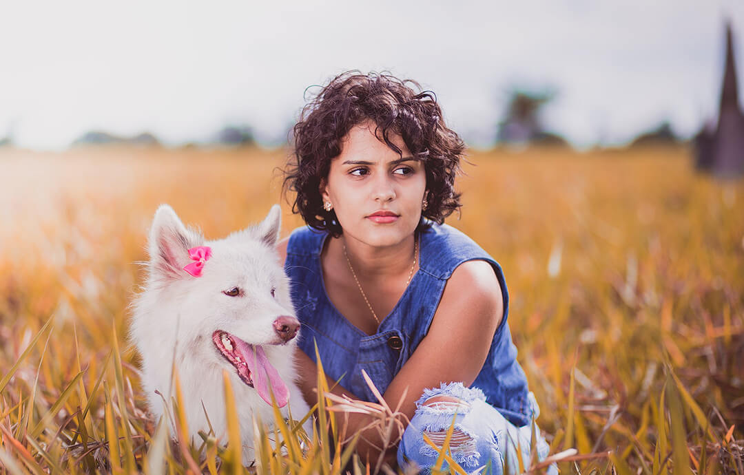 Dog With Owner – PetsForever