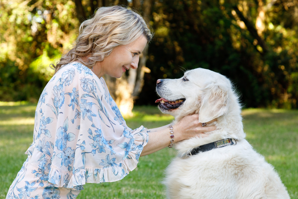 What is an animal healer? Dog With Owner